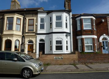 Thumbnail 3 bedroom terraced house to rent in Church Road, Lowestoft