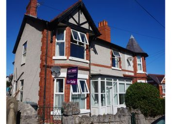 3 bed semi-detached house for sale in Rhiw Road, Colwyn Bay LL29