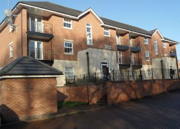 Thumbnail 2 bed flat to rent in Badgerdale Way, Heatherton Village, Littleover, Derby