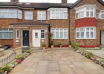 Thumbnail 3 bedroom terraced house for sale in Durants Park Avenue, Ponders End, Enfield