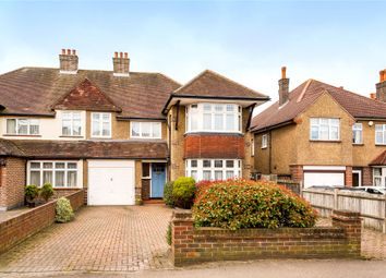 Thumbnail 4 bed semi-detached house for sale in Southborough Road, Bromley