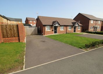 Thumbnail 2 bed bungalow for sale in Jackfield Way, Skelmersdale, Lancashire
