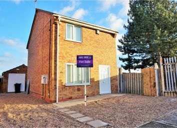 Thumbnail 3 bed detached house for sale in Mews Court, Dunscroft, Doncaster