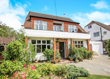Thumbnail 5 bed detached house for sale in Sea Lane, Ferring, Worthing