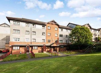 Thumbnail 2 bed flat for sale in Ashvale Crescent, Glasgow, Lanarkshire