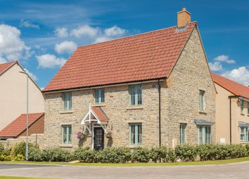 """Thumbnail 4 bedroom detached house for sale in """"Cornell"""" at Butt Lane, Thornbury, Bristol"""