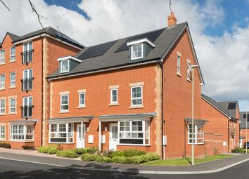 """Thumbnail 4 bedroom semi-detached house for sale in """"Woodbridge"""" at Botley Road, Southampton"""