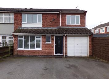 Thumbnail 4 bed semi-detached house for sale in Charles Street, Sileby, Loughborough, Leicestershire