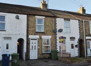 Thumbnail 1 bedroom terraced house to rent in Horseshoe Terrace, Wisbech