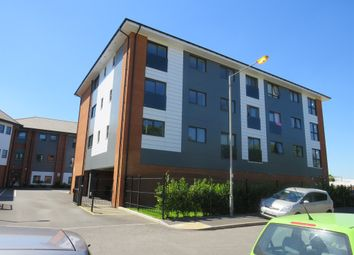 Thumbnail 1 bed flat for sale in Whitby Road, Slough