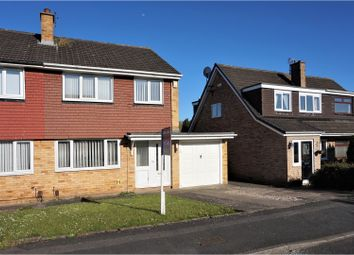 Thumbnail 3 bed semi-detached house for sale in Selwyn Drive, Stockton-On-Tees
