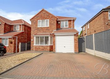Thumbnail 4 bed detached house for sale in Marples Avenue, Mansfield Woodhouse, Mansfield