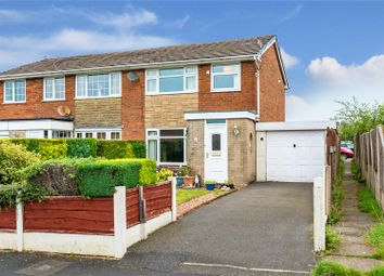 Thumbnail 3 bed property for sale in Harwood Vale, Bolton