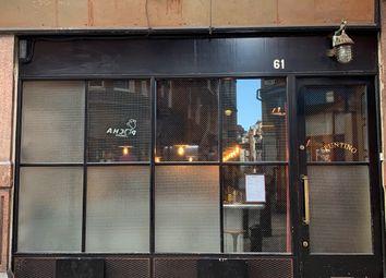 Thumbnail Restaurant/cafe to let in Rupert Street, London