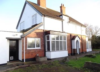 Thumbnail 4 bed detached house for sale in Huttoft Road, Sutton On Sea, Lincolnshire