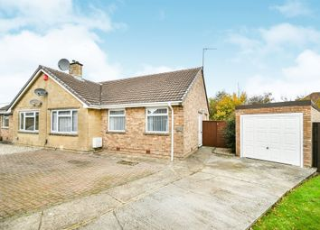 Thumbnail 3 bed semi-detached bungalow for sale in Orwell Close, Swindon