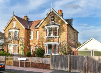 Thumbnail 7 bed semi-detached house for sale in Lennard Road, London