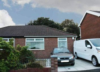 Thumbnail 2 bed semi-detached bungalow for sale in Oakenbottom, Bolton, Greater Manchester
