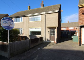 Thumbnail 2 bed semi-detached house for sale in Medlock Avenue, Fleetwood