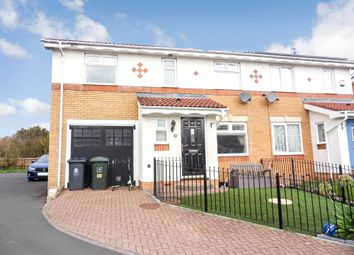 Thumbnail 4 bed semi-detached house for sale in Greenhills, Killingworth, Newcastle Upon Tyne