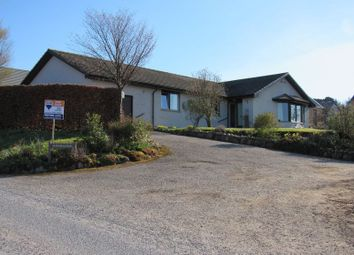 Thumbnail 4 bedroom detached bungalow for sale in Nairn