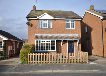 Thumbnail 4 bed detached house for sale in Peterborough Road, Collingham, Newark