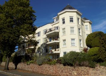 Thumbnail 3 bed flat for sale in Livermead Hill, Torquay