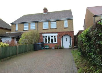 Thumbnail 3 bed semi-detached house for sale in Reach Road, St. Margarets-At-Cliffe, Dover