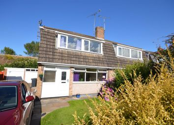 Thumbnail 3 bed semi-detached house to rent in Coniston Road, Little Neston, Neston