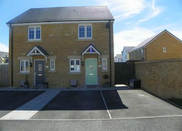 Thumbnail 2 bed semi-detached house for sale in Llys Y Mynydd, Pen-Y-Mynydd, Llanelli