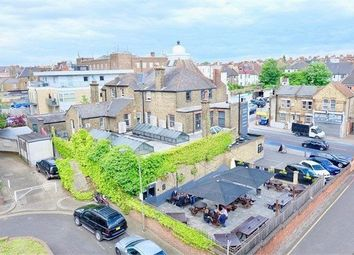 Thumbnail 3 bed flat to rent in Upper Tooting Road, London