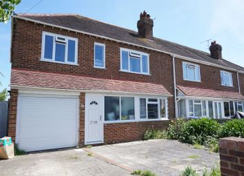 Thumbnail 4 bed end terrace house for sale in Angola Road, Worthing