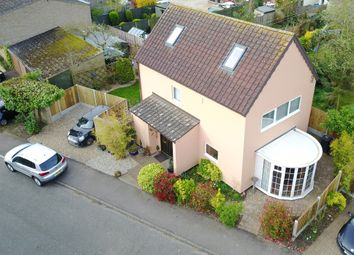 Thumbnail 4 bed detached house for sale in Porters Close, Buntingford