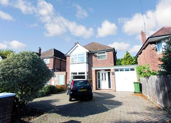 Thumbnail 3 bed detached house for sale in Bellemoor Road, Southampton