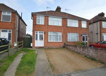 Thumbnail 3 bed semi-detached house for sale in Clarence Road, Ipswich