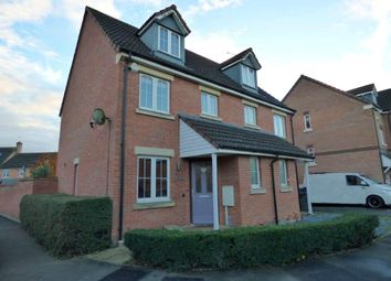 Thumbnail 3 bed semi-detached house for sale in Cavendish Close, Cawston, Rugby