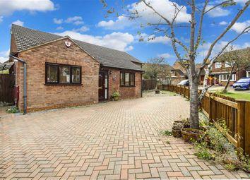 Thumbnail 3 bed detached bungalow to rent in Shoreham Rise, Two Mile Ash, Milton Keynes