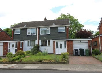 Thumbnail 3 bed semi-detached house to rent in Western Way, Ryton