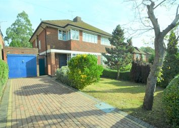 Thumbnail 4 bed semi-detached house for sale in Lawrence Gardens, Mill Hill