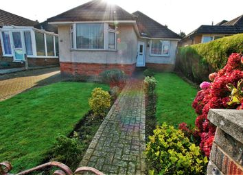 Thumbnail 2 bed detached bungalow for sale in Cudnell Avenue, Bear Cross, Bournemouth