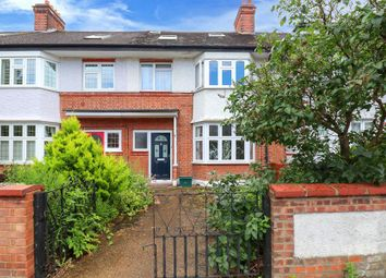 Thumbnail 4 bed terraced house for sale in Swyncombe Avenue, London