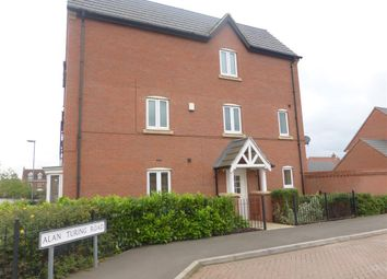 Thumbnail 3 bed semi-detached house to rent in Alan Turing Road, Loughborough
