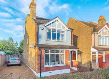 3 bed detached house for sale in Cleveland Road, New Malden KT3