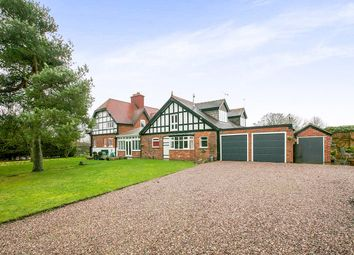 4 bed semi-detached house for sale in Leahead Cottages Nantwich Road, Stanthorne, Middlewich CW10