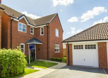Thumbnail 3 bedroom detached house for sale in Bakers Close, Cotgrave, Nottingham