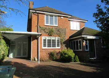 Thumbnail 4 bed detached house to rent in Court Road, Malvern