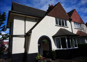 Thumbnail 3 bedroom semi-detached house for sale in Laburnum Avenue, Garden Village, Hull