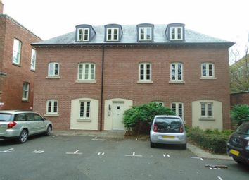 Thumbnail 1 bed flat for sale in Abbey Foregate, Shrewsbury
