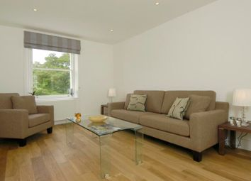 Thumbnail 3 bed flat to rent in Royal Crescent, London