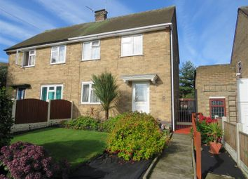 Thumbnail 2 bed semi-detached house for sale in Lilac Road, Hucknall, Nottingham